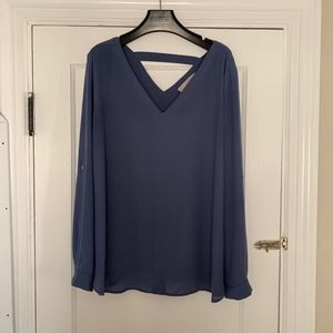 LOFT - Top / Blouse - Blue